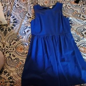 J.crew fit and flare dress